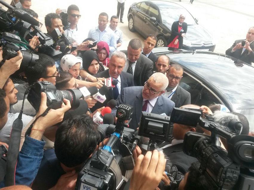 بنكيران لأعضاء حزبه: متبقاوش تعطيو شي تصريح للصحافة