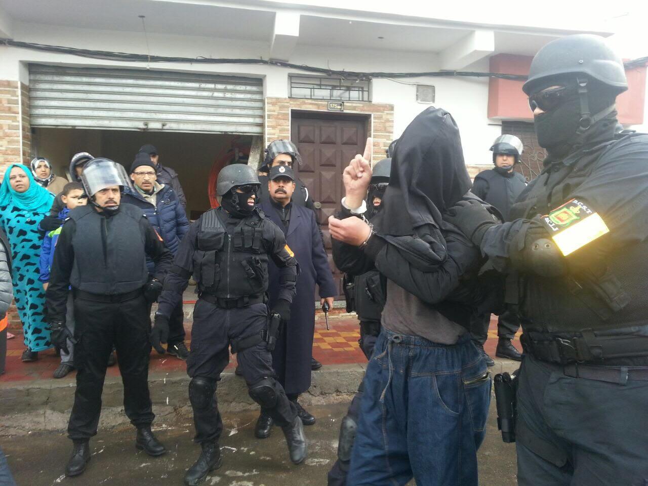 أمراء داعش المغاربة في الباي الباي.مقتل 8 قياديين من داعش جلهم مغاربة