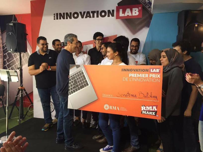 فريق من طلبة مخترعين يفوز بهاكاثون المغرب